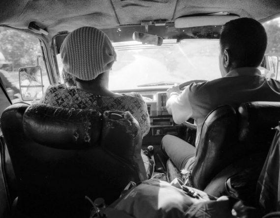Borneo taxi